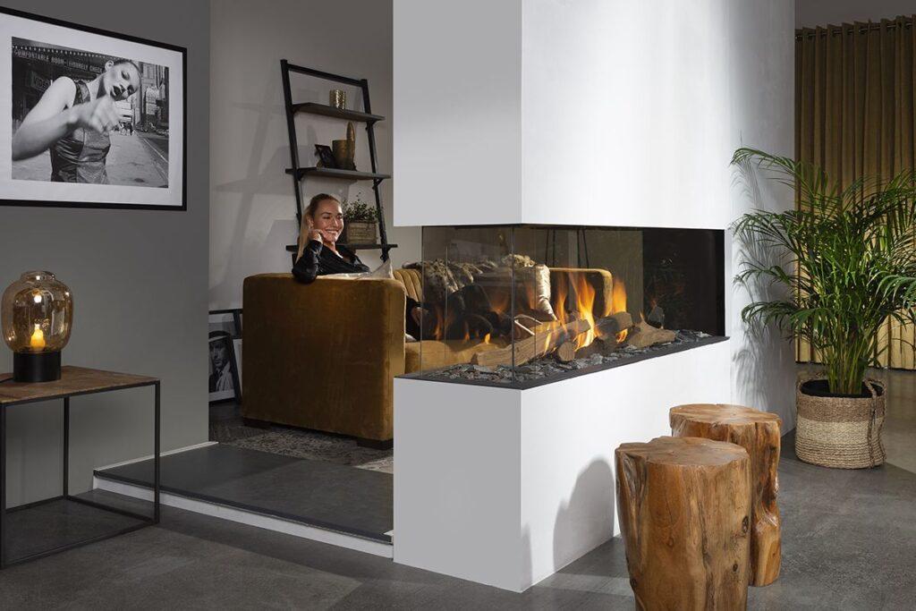 Gashaard Element4 Summum 140 Roomdivider | Ambianza Meerkerk